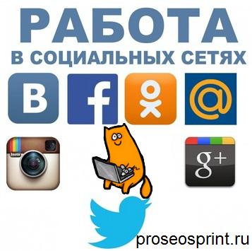 Заработок в социальных сетях,сайты для заработка в соц сетях
