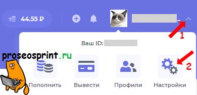 vkserfing.ru заработок